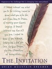 The Invitation by Oriah Mountain Dreamer (1999, Hardcover)
