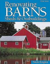 Renovating Barns, Sheds & Outbuildings-ExLibrary
