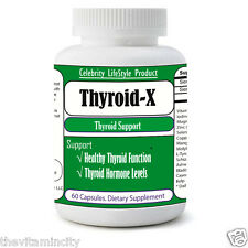 THYROID HORMONE COMPLEX BEST CHOICE SUPPLEMENT ENERGY SUPPORT HEALTH