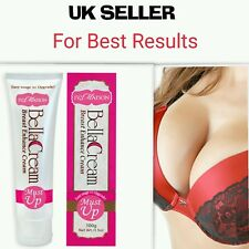 BELLA MUST UP Breast Enlargement Enhancement Cream Best Result BOOST YOUR BUST