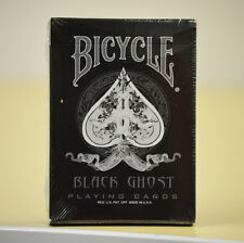 Bicycle Black Ghost First Edition Playing Cards Deck Rare