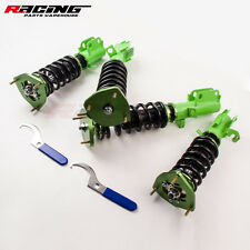 Racing Coilovers Kits For Toyota Corolla 88-99 E90 E100 E110 Adj Camber Strut