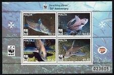 MALTA MNH 2011 Living Planet M/S