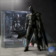 SHF Batman Injustice Version SH Figuarts Batman Statue Action Figure Figurine NB