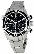 OMEGA SEAMASTER PLANET OCEAN GENTS WATCH 222.30.38.50.01.001 - Rrp £ 4550-NUOVO
