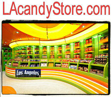 LA Candy Store .com Red Hots Chocolate Suckers Gummy Bears  Domain Los Angeles