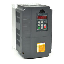 UPDATED 220V VARIABLE FREQUENCY DRIVE INVERTER VFD 7.5KW 10HP 34A  TOP QUALITY