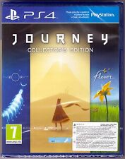 Journey: Collector's Edition [Playstation 4 PS4 Region Free Video Game] NEW