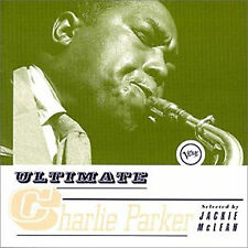 Charlie Parker - Ultimate (1999)  A VERVE COLLECTION