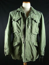 Vintage 50s U.S.Army OG-107 M-1951 M51 Field Coat Jacket fits as M