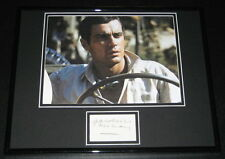 Gardner McKay Signed Framed 11x14 Photo Display Laugh In The Burbs
