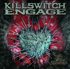 "KILLSWITCH ENGAGE ""THE END OF A HEARTACHE"" CD NEUWARE!!"