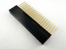 10pcs 40 pin 2.54p Double Stack Long Tall Leg Female Header Arduino Shield PCB