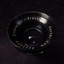 Schneider Kreuznach Curtar 0.5x 6260070 f. Bolex Filmkamera Objektiv cinema lens