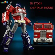 Kubianbao KBB Transformers G1 Metal Parts Masterpiece Optimus Prime MP10V MP10-V