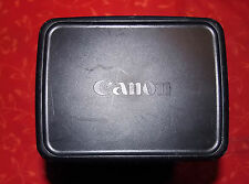 CACHE OBJECTIF CANON / COVER LENS CANON VIDEO BROADCAST