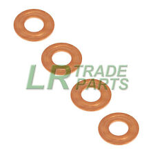 LAND ROVER DEFENDER 300TDI DIESEL NEW INJECTOR WASHERS (X4) - ERR4621