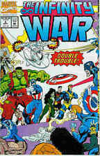 Infinity War # 4 (of 6) (Ron Lim, 52 pages) (USA, 1992)