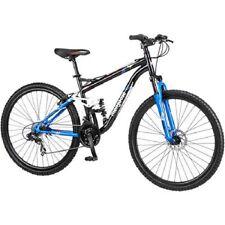 """29"""" Mongoose Ledge Men's Mountain Bike Shimano Aluminum Frame Disk Brake NEW"""