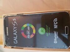 SAMSUNG Galaxy s5 g900f Nero Grigio Antracite 16gb 4g Sbloccato