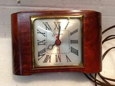 VINTAGE SESSIONS ELECTRIC CLOCK, MODEL 3A