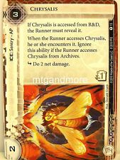 Android netrunner LCG - #013 Chrysalis - 23 Seconds