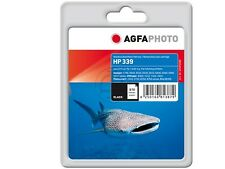 AGFA PHOTO  kein original  HP NR. 339 Black for Deskjet 5740 5940 6520 6540