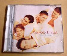 Take That - Everything Changes - CD Album CDs - Pray - Relight My Fire ...