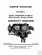 Lycoming Parts Catalog PC-306-1