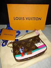 LOUIS VUITTON MONOGRAM TRANSATLANTIC MINI POCHETTE NEW WITH BOX MADE IN FRANCE
