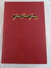 John Paul Jones ~ Fighter for Freedom & Glory ~ 287/500 inscribed by Lorenz 1943