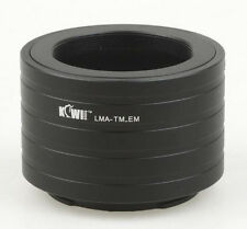 Kiwi Camera Mount Adapter - T MOUNT to Sony NEX