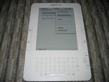 "Amazon Kindle Keyboard 2, 3G(Global), 6"" Display, White - 2nd Gen - B003 #2"