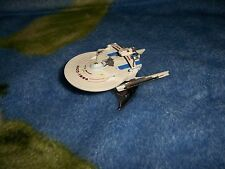 JOHNNY LIGHTNING STAR TREK RELIANT BATTLE DAMAGE IN MINT SHAPE. NO BOX AA+++++++