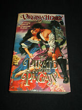 msm* VIRGINIA HENLEY - THE PIRATE AND THE PAGAN