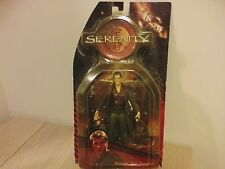 "Serenity Malcolm ""Mal"" Reynolds Movie Action Figure 7"" MIB # 1 Browncoat Firefly"