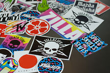 Sticker Bomb Pack: zillalife x deathtune Drift JDM skate bmx