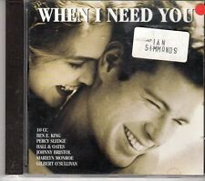 (DX275) When I Need You, 18 tracks various artists - 1999 CD