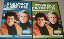 STARSKY & HUTCH VOL 17 18 SAISON 2 / 4 EPISODES LOT DE 2  DVD