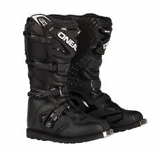 O'Neal/Oneal Rider Motocross/Offroad Adult Boots,Black/Black,Size US-12