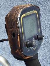 TEKNETICS G2/FISHER GOLDBUG- BOX COVER -AUTUMN CAMO -METAL DETECTOR