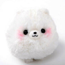 Pometan 6'' White Pomeranian Dog Amuse Prize Plush Anime Manga NEW