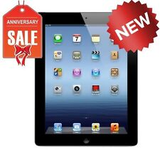 NEW Apple iPad 2 16GB, Wi-Fi + 3G AT&T (Unlocked), 9.7in - Black