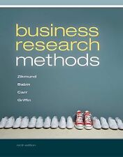 ACCESS CODE ONLY ---- Business Research Methods, 9E by Zikmund, Babin, Carr