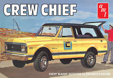 "AMT 1972 Chevy Blazer ""Crew Chief""or ""Boondocker"" model kit 1/25"