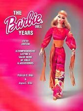 The Barbie Doll Years: A Comprehensive Listing & Value Guide Ofdolls & Accessori