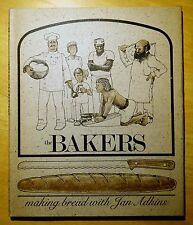 The Bakers by Jan Adkins 1975 HC DJ First Printing