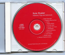 KULA SHAKER Peasants, Pigs & Astronauts advance promo CD 1999 Sony 12 TRACKS