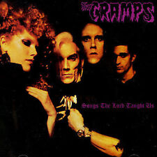 The CRAMPS - Songs the Lord taught us (+5) - PUNK - CD-RE-Issue/SEALED