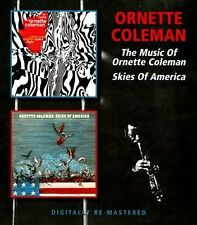 Music Of/Skies of America [Remastered] by Ornette Coleman (CD, Nov-2012, 2...